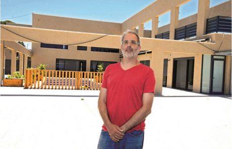 בלב ובנפש:  סלע אזולאי גדל עם אבא הלום קרב והקים בית שמטפל במי שנקלע למשבר נפשי