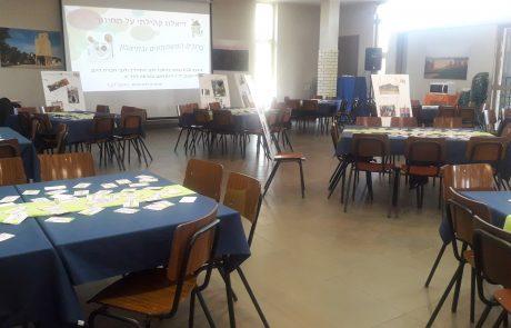 סיכום מפגש הפתיחה והסבר לקראת המשך תהליך הדיאלוג הקהילתי על החינוך בדביר