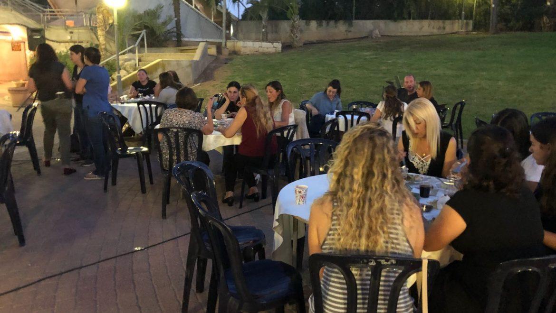 ערב הוקרה לצוותי החינוך – דביר 2018