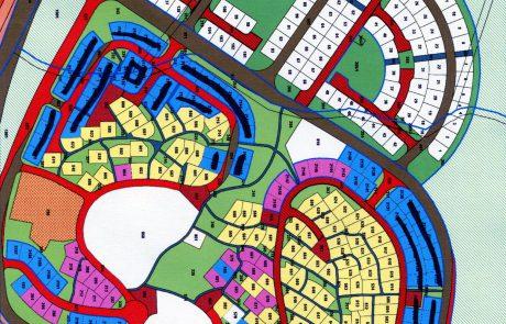 מפת מספרי הבתים